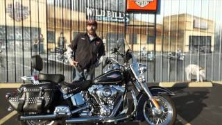 4. 2013 Harley-Davidson Heritage Softail Classic