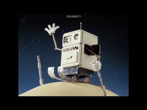 If the robot from wallace and gromit a grand day out ended like this