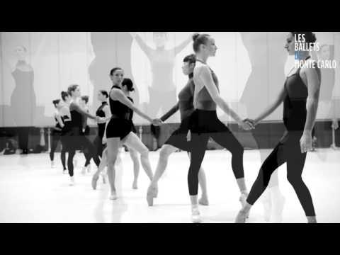 """Le répétitions de """"Aleatorio"""", création de Jean-Christophe Maillot"""