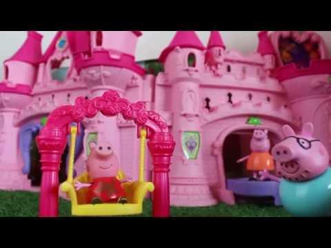 Video Pig George da familia Peppa Pig episodio ganha Casa Nova ! Em português new house Completo ! download in MP3, 3GP, MP4, WEBM, AVI, FLV January 2017