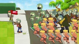 Video Plants Vs Zombies GW Animation  - Episode 6 -  Super Bloomerang vs  Transparent (Clash Of Clans) MP3, 3GP, MP4, WEBM, AVI, FLV September 2019