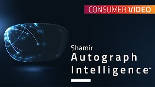 Shamir Autograph Intelligence™ Consumer Video