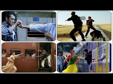Top 10 Legendary Train Sequences In Bollywood