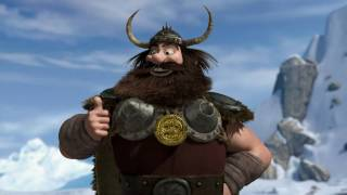 Video HOW TO TRAIN YOUR DRAGON - Dragon-Viking Games Vignettes: Bobsled MP3, 3GP, MP4, WEBM, AVI, FLV Juli 2018