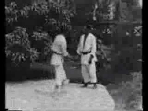 Джиу-Джитсу (DANZAN RYU 1943 год)