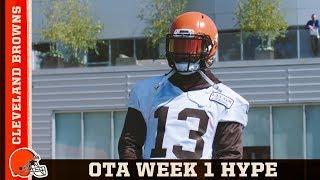 OTA Week 1 Hype | Cleveland Browns