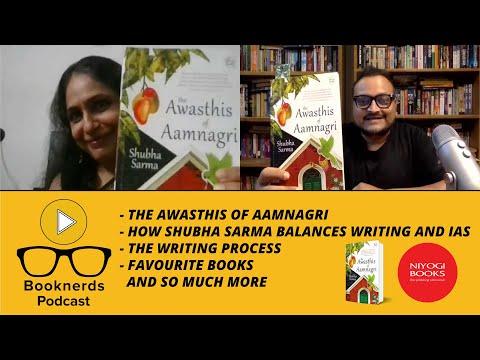 The Awasthis of Aamnagri | Shubha Sarma | Booknerds Podcast