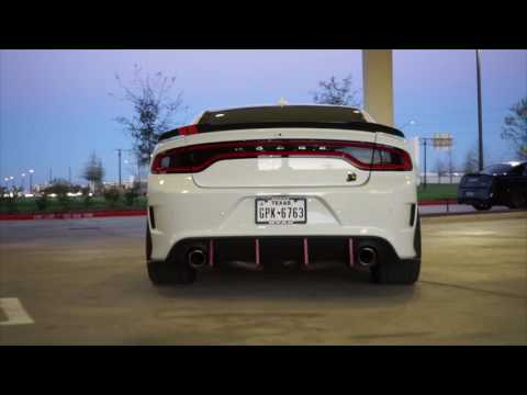 Scat Packin | 2016 Charger R/T Scat Pack (видео)