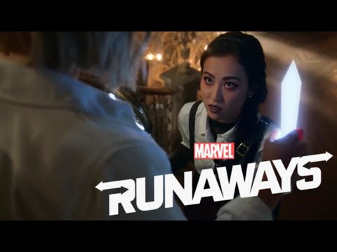 Marvel's Runaways Season 3 - Cloak and Dagger Summoned by Nico