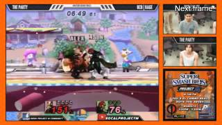 JFalls Matchup Analysis: The Party (Wolf) vs. BCB|Kage; Emphasis on: Different types of aggression and how to transition between them.