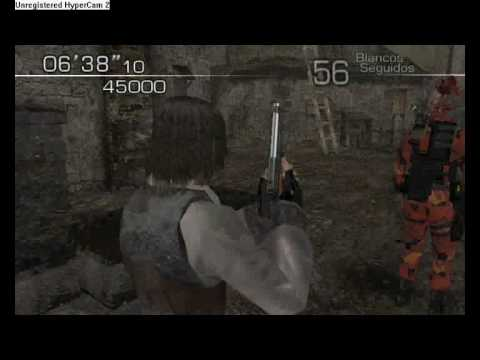 resident evil 4-PC Luis Sera vs Umbrella soldiers