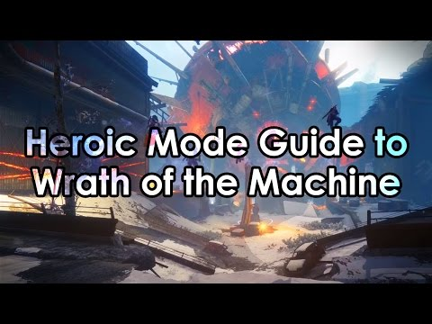 wrath of the machine heroic loot table