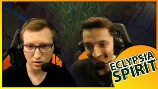 C'est dur de rassembler la team EC Spirit pendant les vacancesBroadcasted live on Twitch -- Watch live at https://www.twitch.tv/eclypsiatvlol
