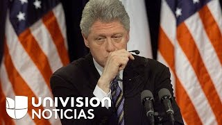 El FBI publica documentos sobre una antigua investigación a Bill Clinton