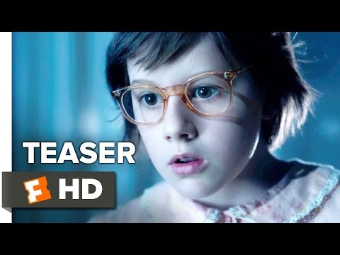 The BFG Official Trailer #3 2016 - American Family Fantasy Adventure Film