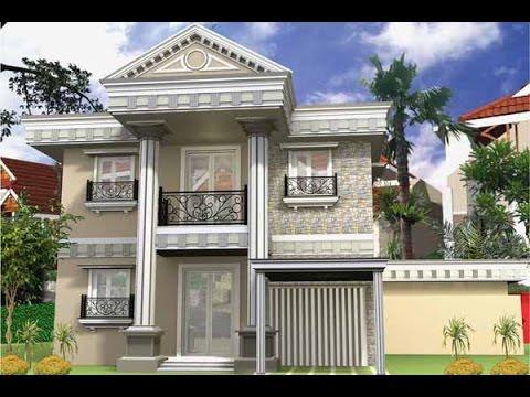 contoh gambar rumah minimalis tipe 45