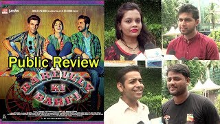 Checkout Bareilly Ki Barfi Public Review.Click this below link and subscribe to our channel to get all updates on Bollywood Movies, and your favorite Bollywood actresses and actors.http://goo.gl/cfijvC