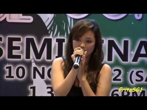 asian singing contest
