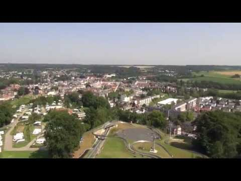 Men's Basketball - GoPro Zip-line Team Building - #EuroCamels