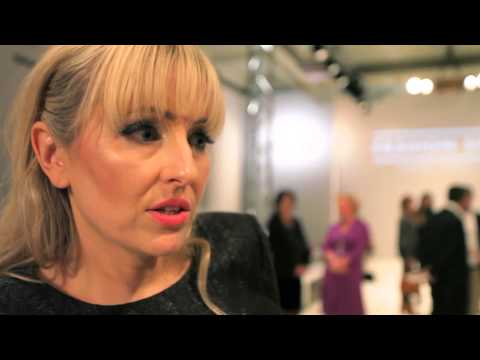 Rohmir London Fashion Week SS14, interviewed by Natalie Taylor, Dec 2013