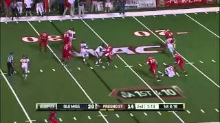 Derek Carr vs Ole Miss (2011)