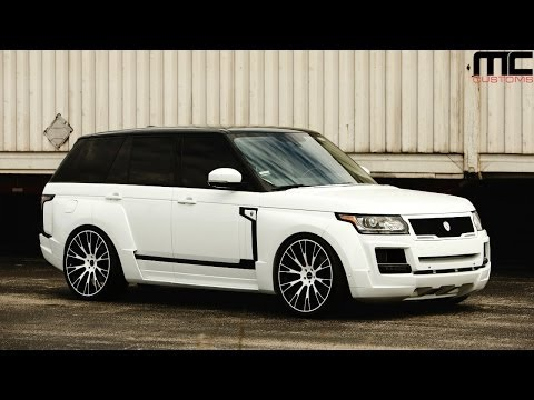 MC Customs Widebody Range Rover