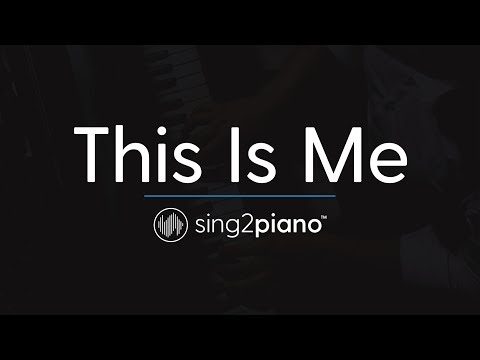Video This Is Me (Piano) originally Keala Settle & The Greatest Showman Ensemble download in MP3, 3GP, MP4, WEBM, AVI, FLV January 2017