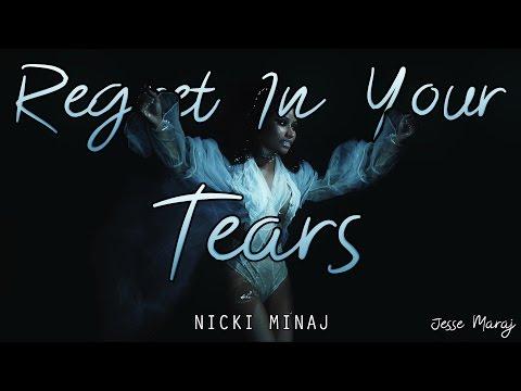 Nicki Minaj - Regret In Your Tears (Karaoke)