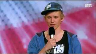 Norske Talenter 2012 - Audition -