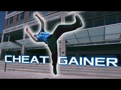 How to CHEAT GAINER (KICK THE MOON) | NEW Free Running Tutorial (видео)