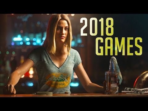 Top 10 NEW Games of 2018 (First Half)
