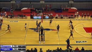 Blue Dragon Volleyball vs. Colby