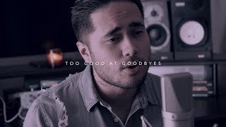 Video Too Good at Goodbyes - Sam Smith (Cover by Travis Atreo) MP3, 3GP, MP4, WEBM, AVI, FLV Maret 2018