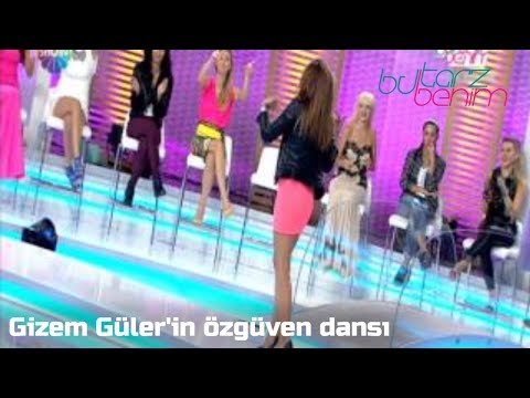 gizem - Kulüp konseptiyle jüri üyelerinin karşısına çıkan Gizem Güler, Kemal Doğulu'nun istediği üzerine dans etti.