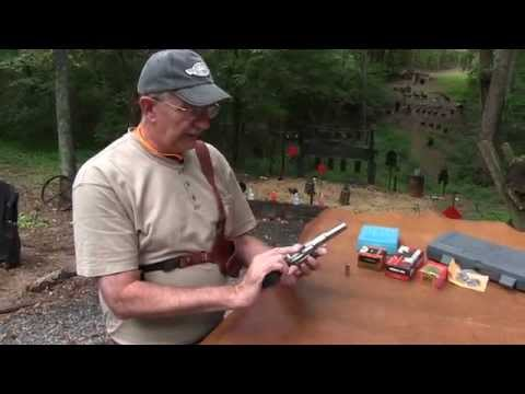 ruger - Bud's Gun Shop: http://www.budsgunshop.com/?utm_source=hickok45&utm_medium=youtube&utm_campaign=hickok45_yt Shooting and showing the .454 Toklat Super Redhaw...