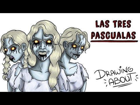 LA LEYENDA DE LAS TRES PASCUALAS | Draw My Life