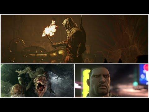 В Assassin's Creed Origins нашли босса из Dark Souls   Игровые новости