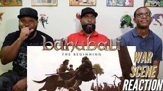 Video Bahubali: the Beginning War Scene Reaction MP3, 3GP, MP4, WEBM, AVI, FLV Januari 2019