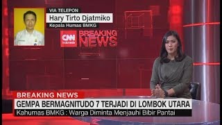 Video Breaking News! Gempa 7 SR Terjadi di Lombok Utara, Berpotensi Tsunami MP3, 3GP, MP4, WEBM, AVI, FLV Mei 2019