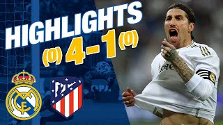GOALS & HIGHLIGHTS   Real Madrid 0-0 Atlético (4-1 penalties)   Spanish Super Cup