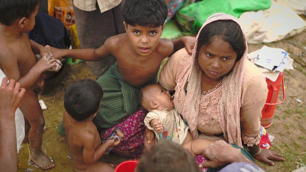 Το δράμα των Ροχίνγκια στο Μπαγκλαντές και η ανθρωπιστική βοήθεια της Ε.Ε. – Aid Zone