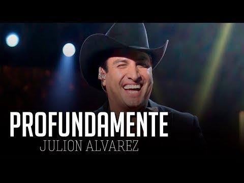 Profundamente - Julión Alvarez ( LETRA ) 2019 ESTRENO