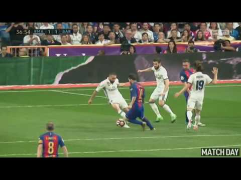 Real Madrid vs Barcelona 2- 3   All Goals & Extended Highlights   La/04/ 2017 HD