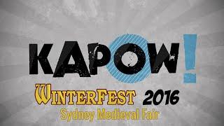 Kapow! WinterFest 2016