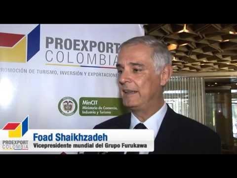 Furukawa construirá planta productora en Colombia