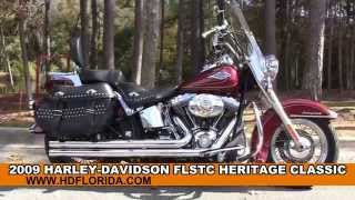 10. Used 2009 Harley Davidson Heritage Softail Classic Motorcycles for sale