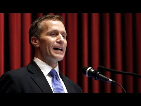 Investigation into Missouri governor who admitted affair, denied blackmail allegations