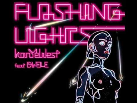 Kanye West - Flashing Lights Instrumental