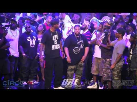 SMACK/ URL: SERIUS JONES VS CHARLIE CLIPS (2012)