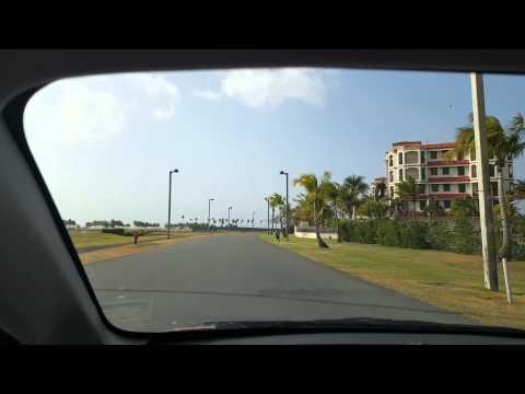 Entering Gran Melia Puerto Rico